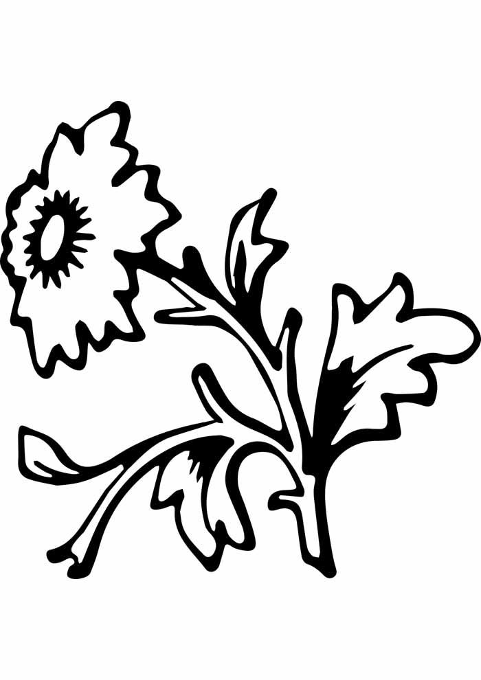 flores-para-colorir-simples