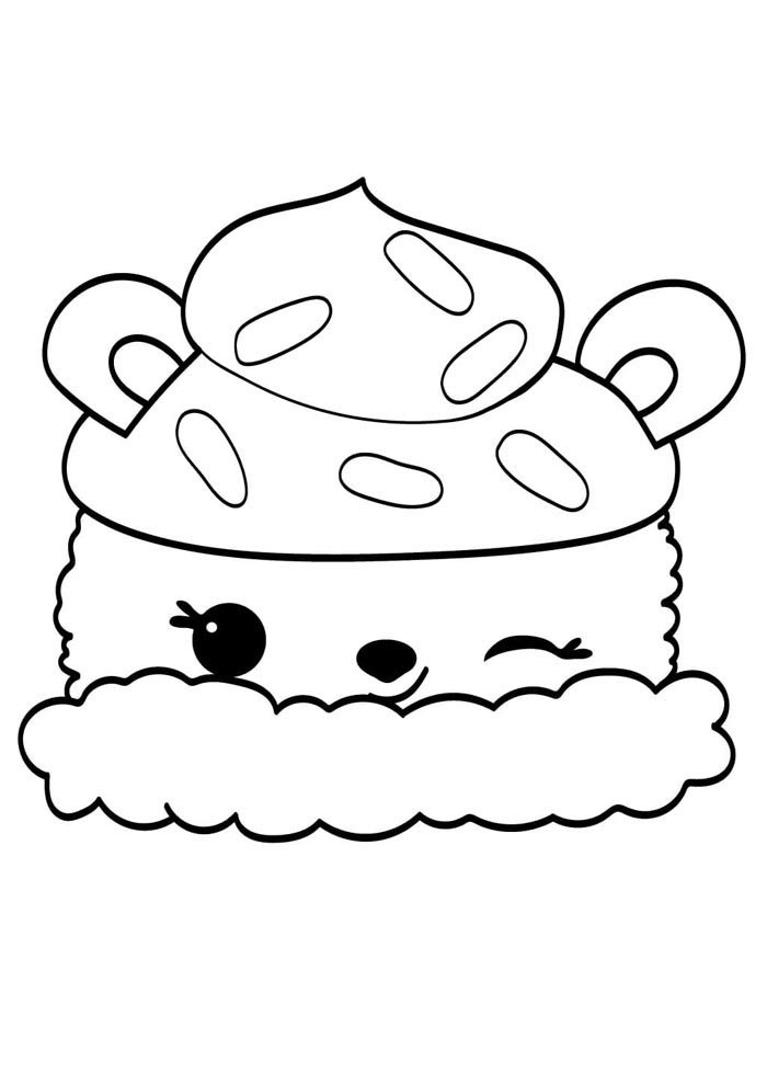 Kawaii Coloring Pages Coloring And Drawing