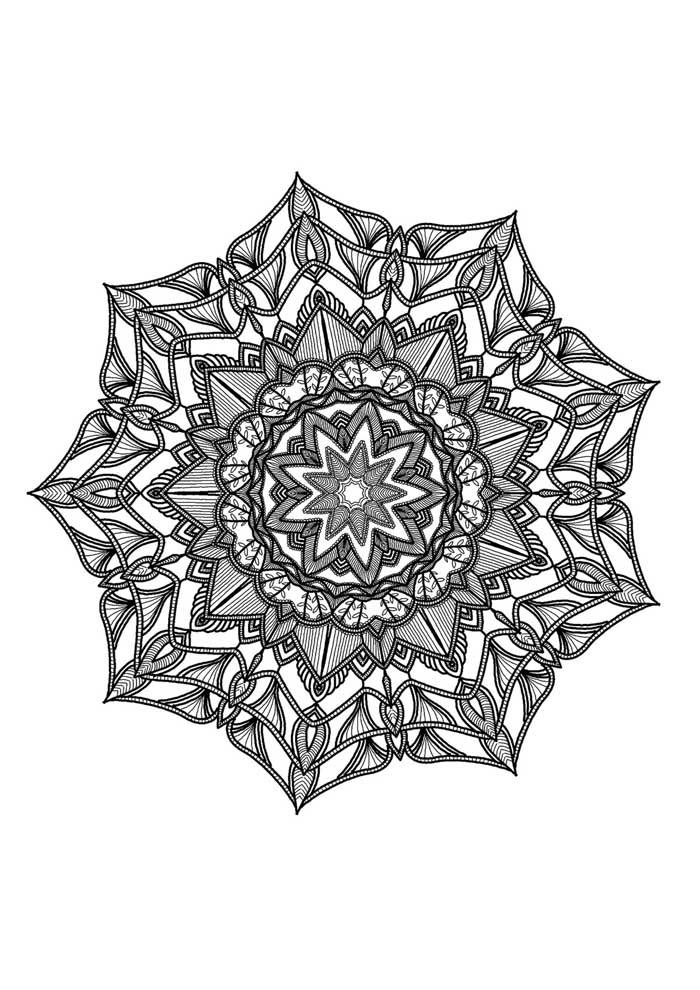 mandala-para-colorir-detalhada-super-dificil