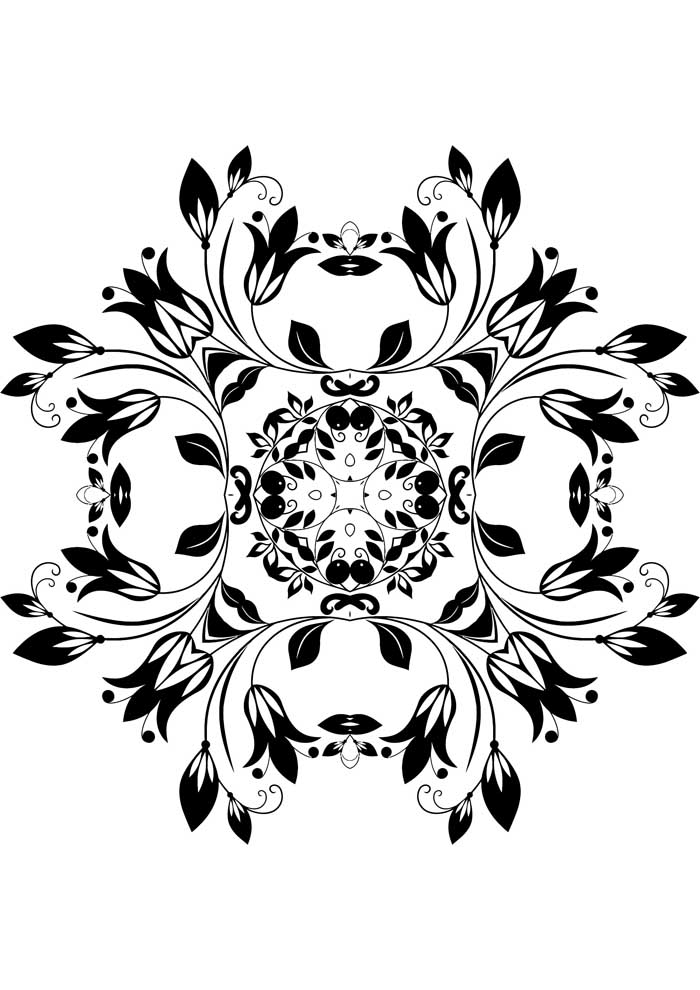 mandala-para-colorir-flores-e-petalas