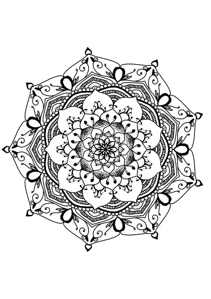 mandala-para-colorir-geometria