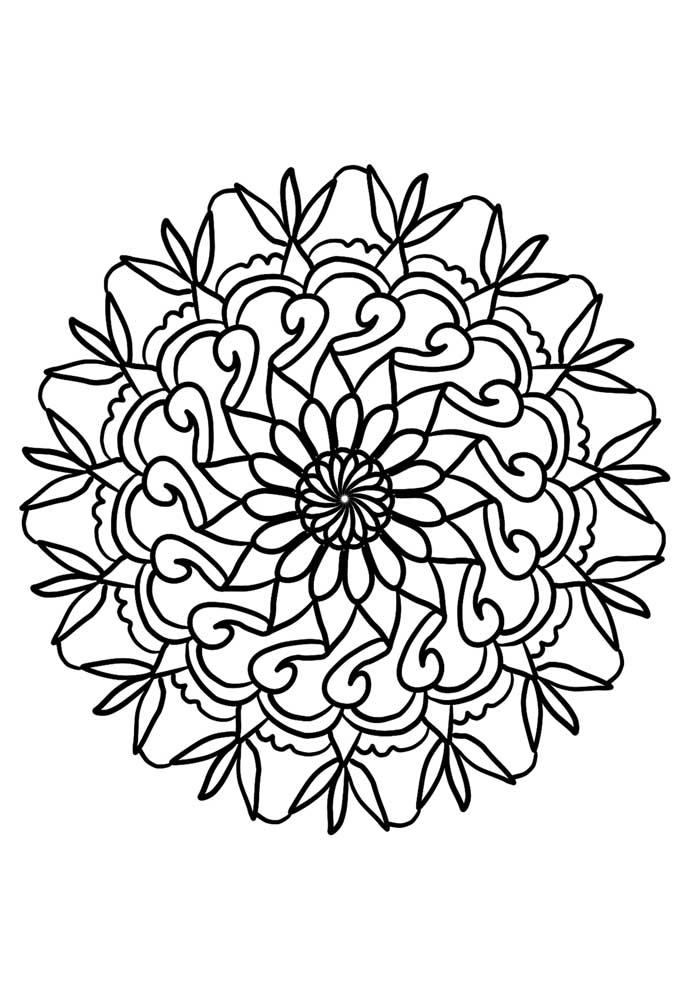 mandala-para-colorir-linhas-simples