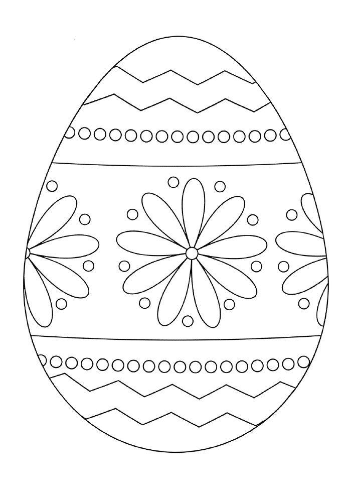 ovo-de-pascoa-para-colorir-com-flores