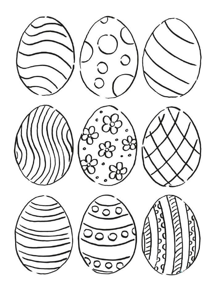 ovos-de-pascoa-para-colorir-pequenos