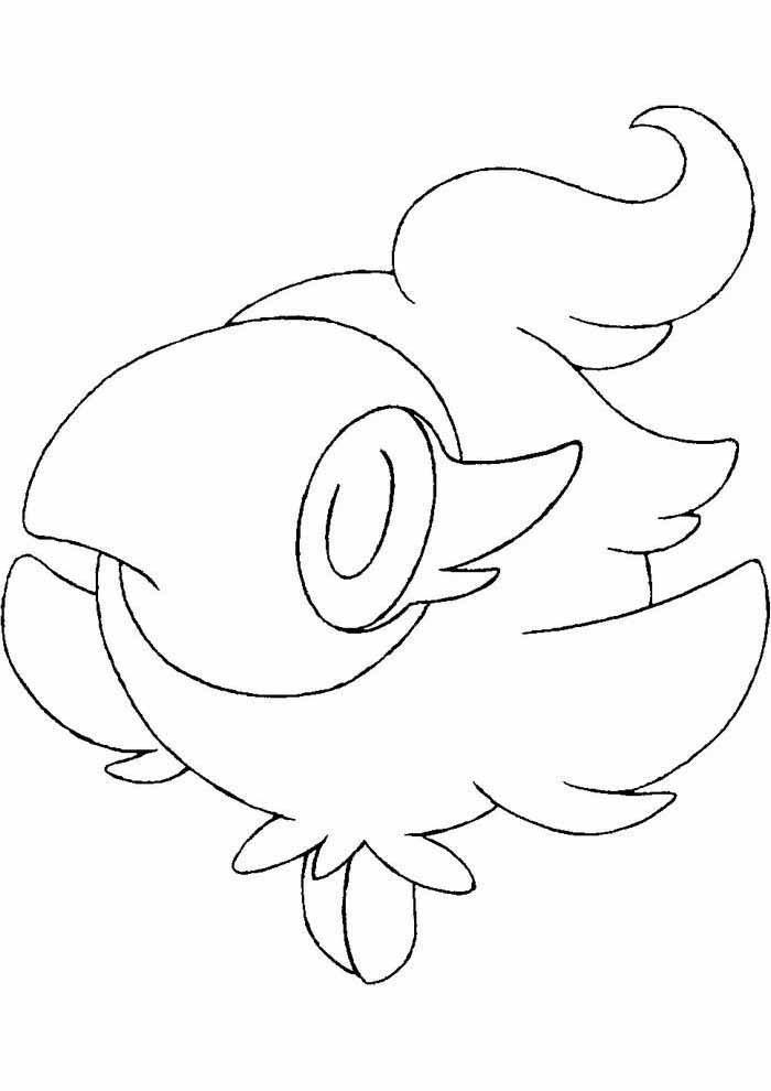pokemon para colorir