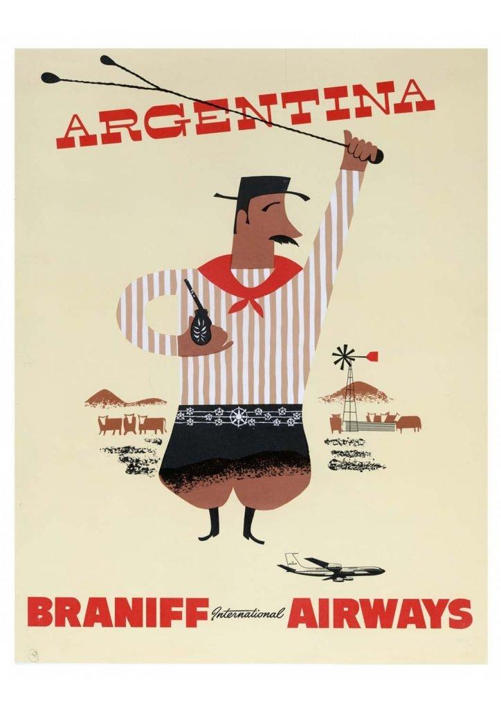 poster para imprimir Argentina