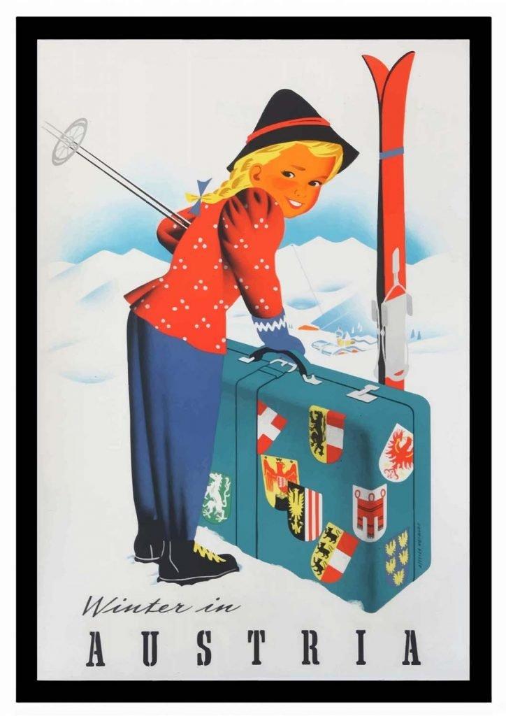 poster para imprimir Austria