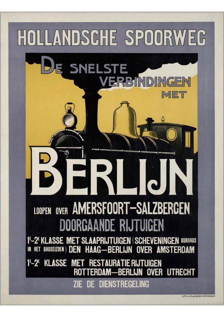 poster para imprimir Berlin