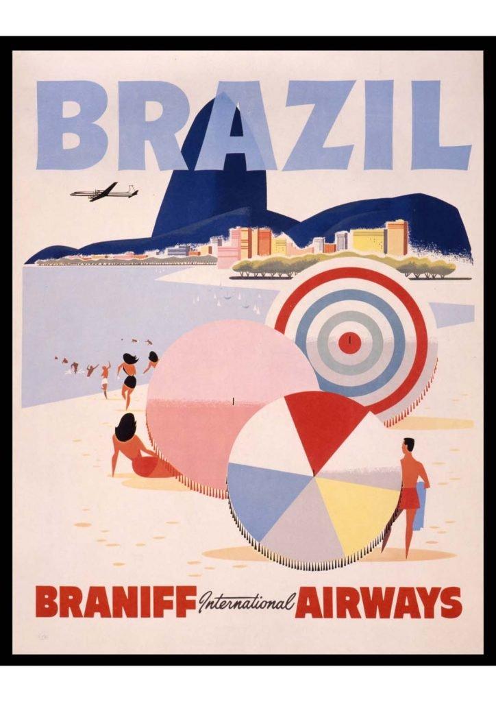 poster para imprimir Brasil