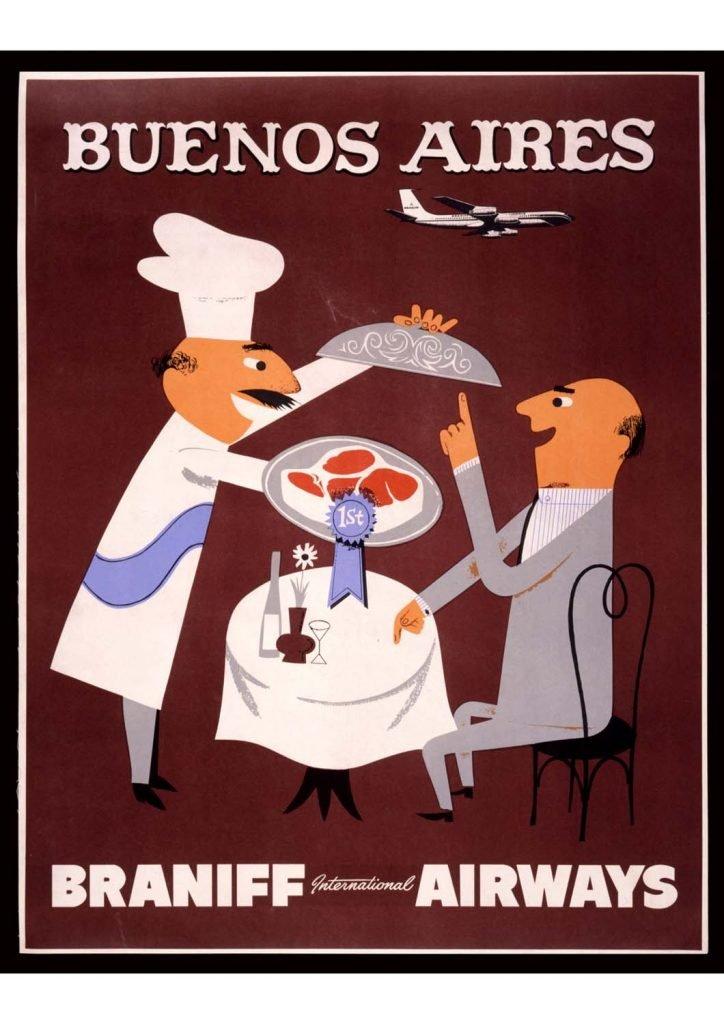 poster para imprimir Buenos Aires