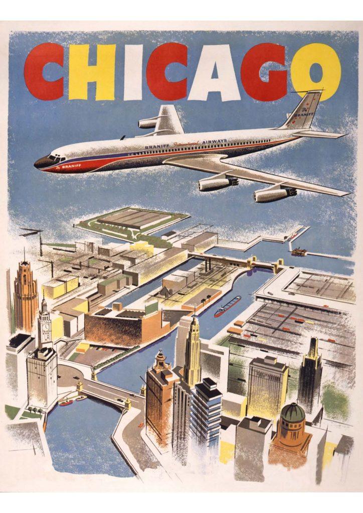 poster para imprimir Chicago