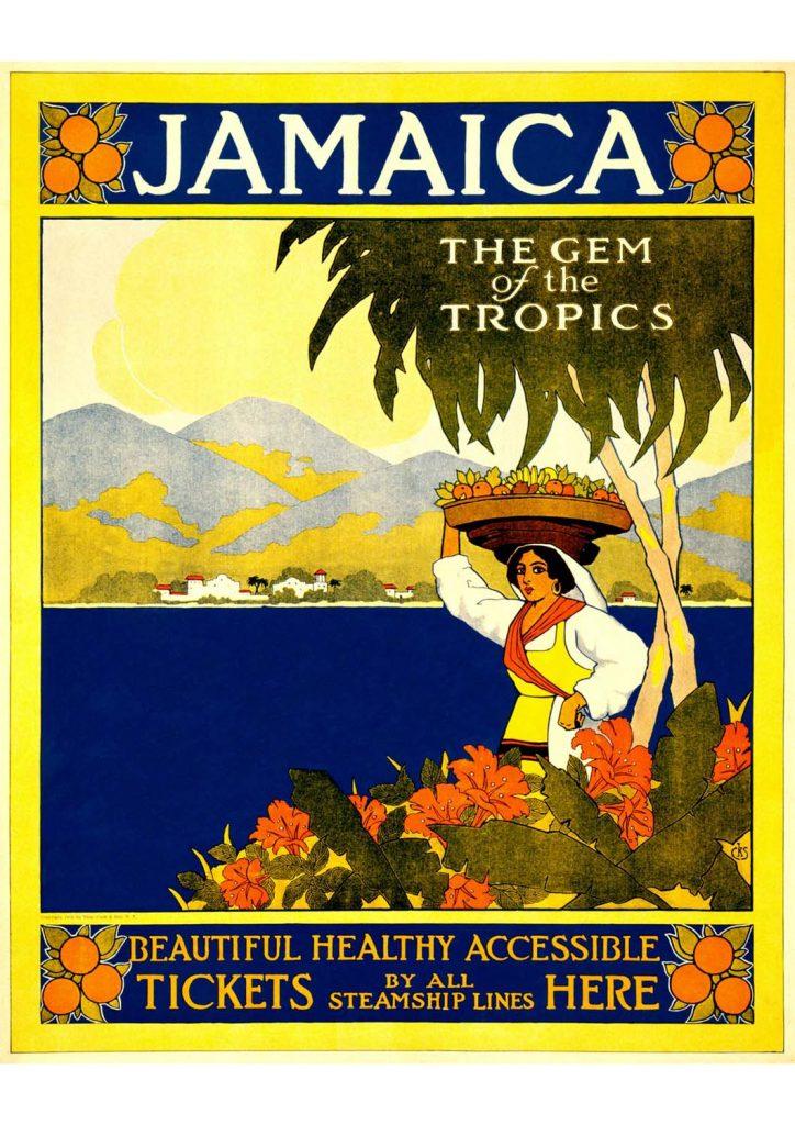 poster para imprimir Jamaica