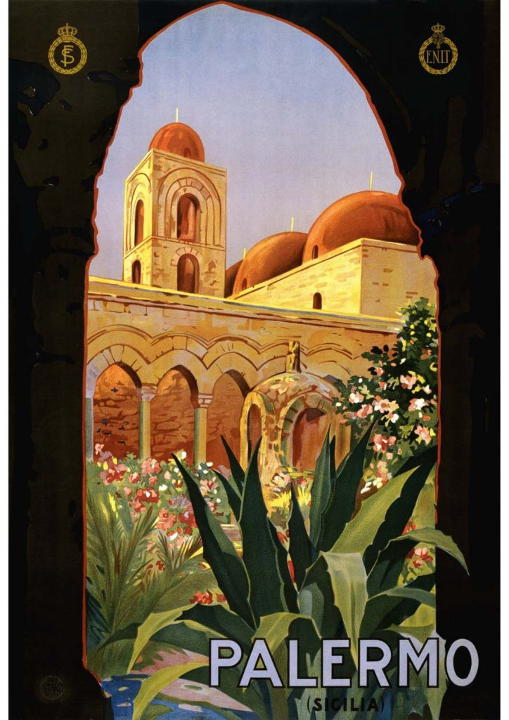 poster para imprimir Palermo