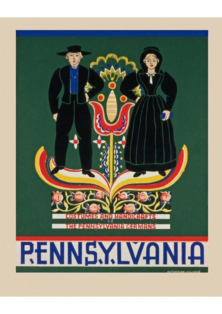 poster para imprimir Pensilvania
