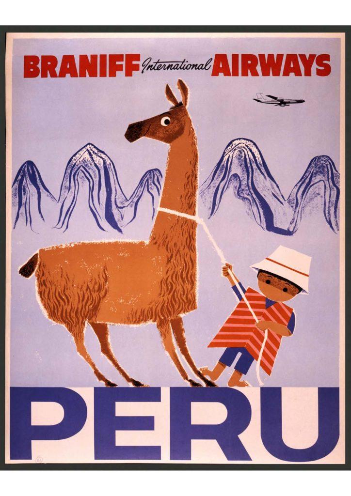 poster para imprimir Perú