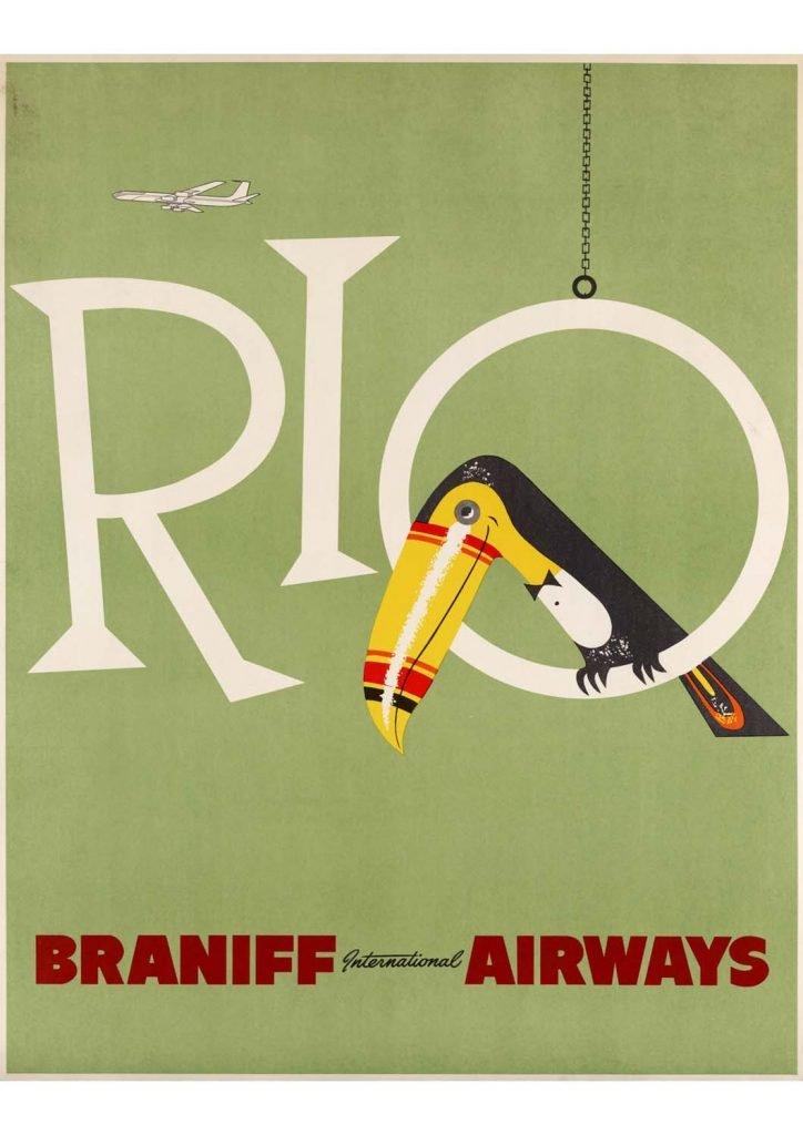poster para imprimir Rio de Janeiro