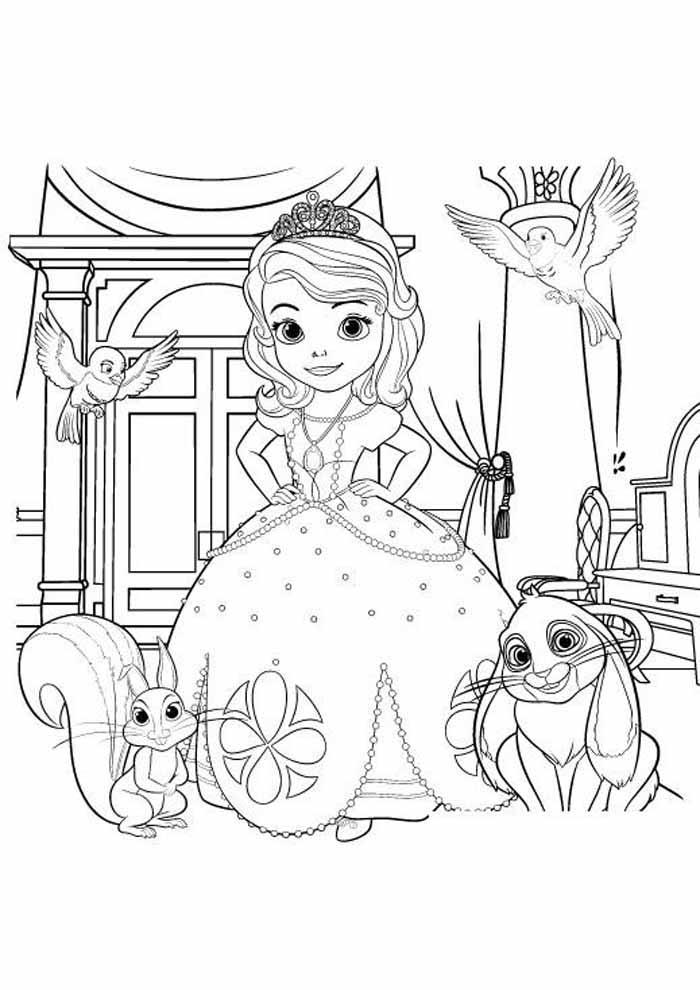 30 Desenhos De Princesas Para Imprimir E Colorir Desenhos Para