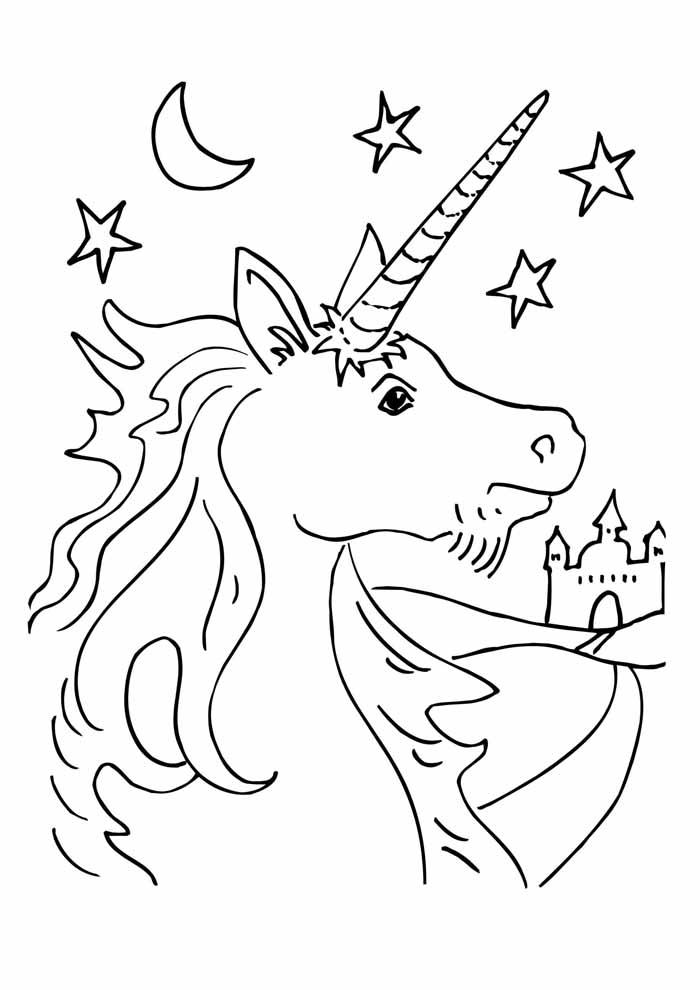 unicornio para colorir 18