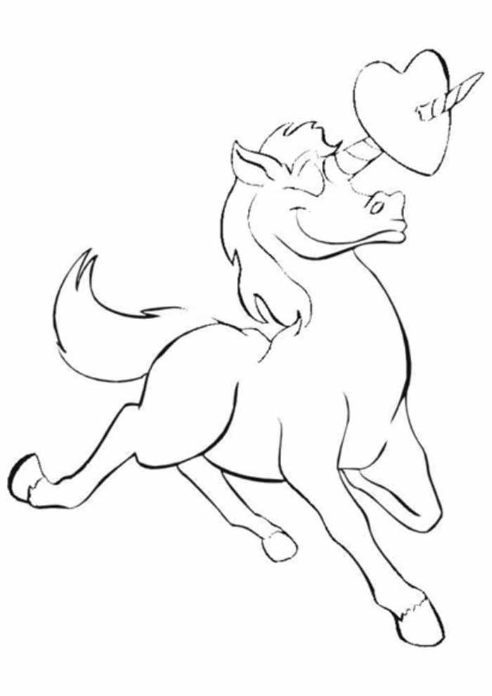 unicornio para colorir 24