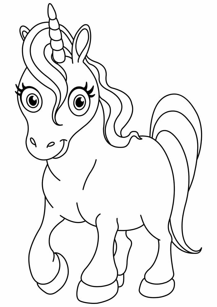 unicornio para colorir 41