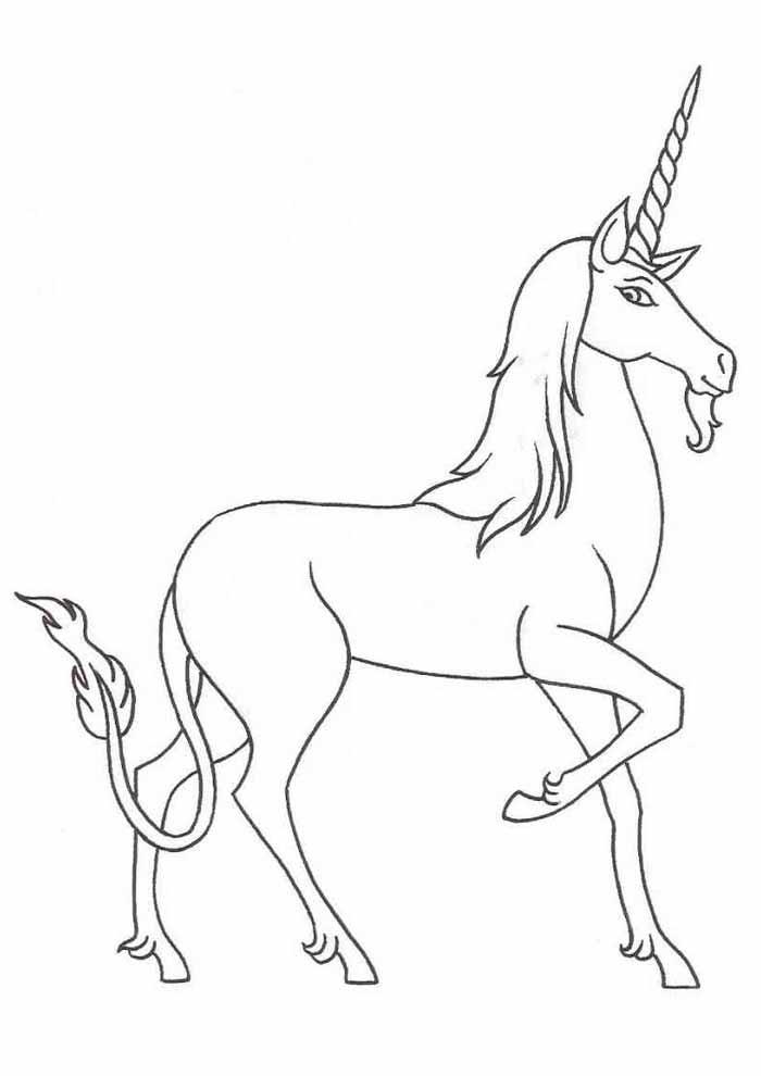unicornio para colorir 48