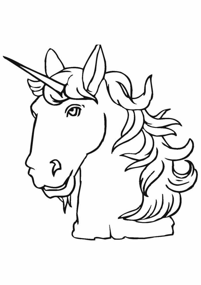 unicornio para colorir 51