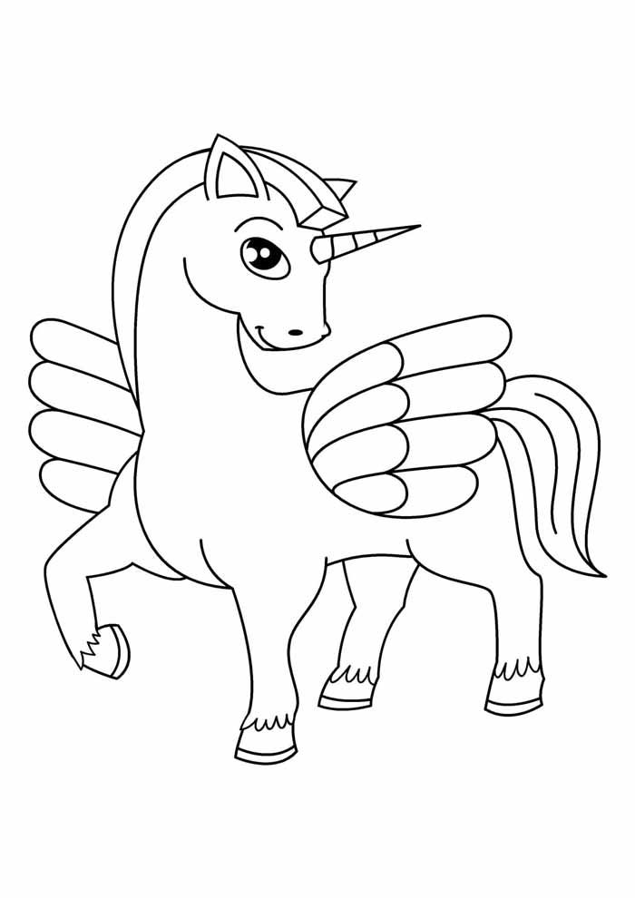 unicornio para colorir 52