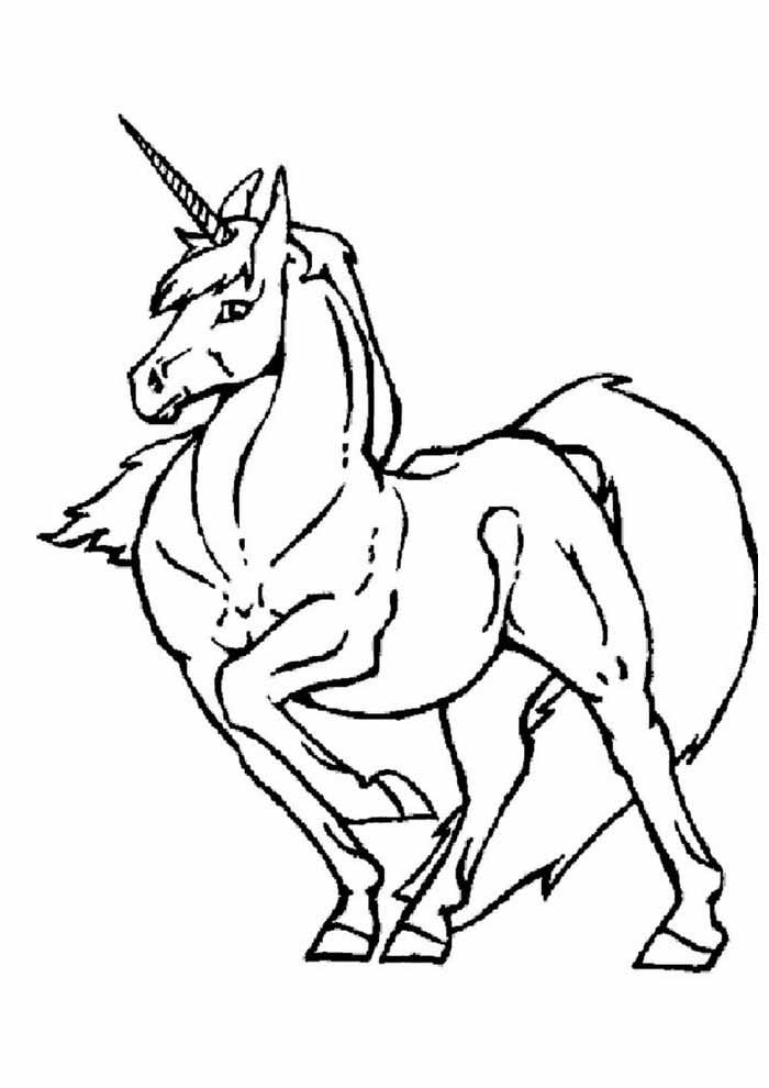 unicornio para colorir 66