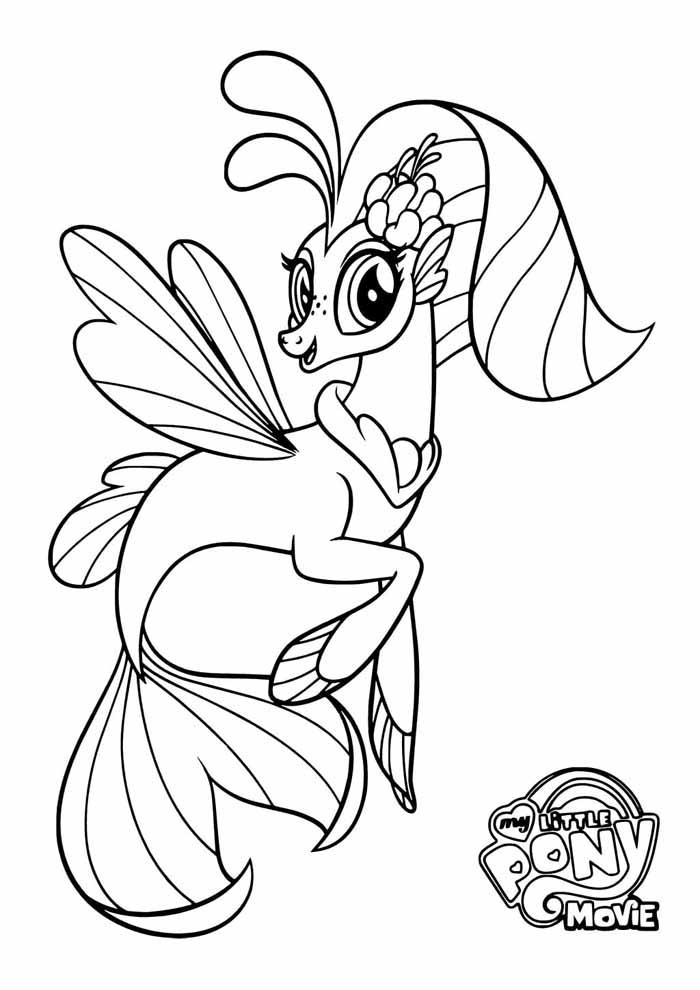 my little pony rainha para colorir