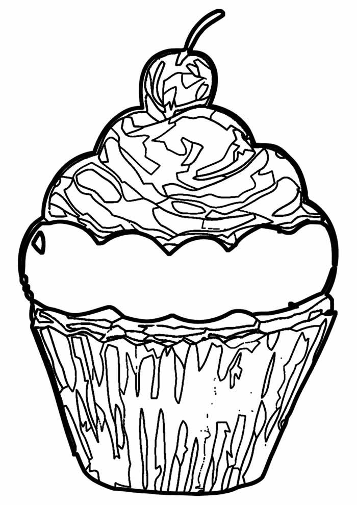 bolo para colorir 27