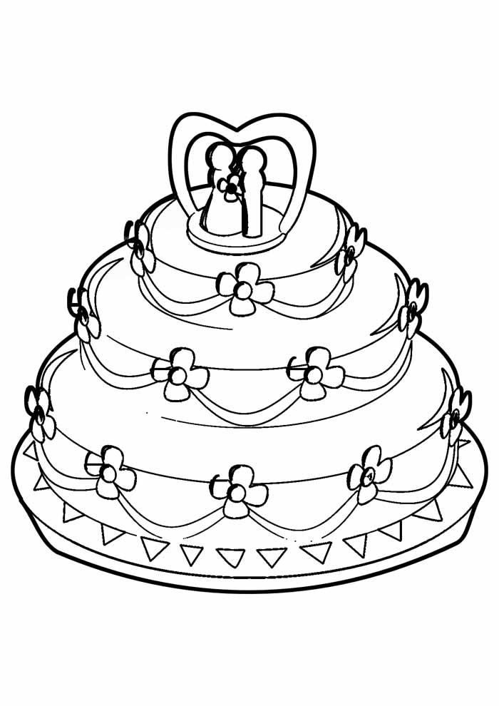 bolo para colorir 42