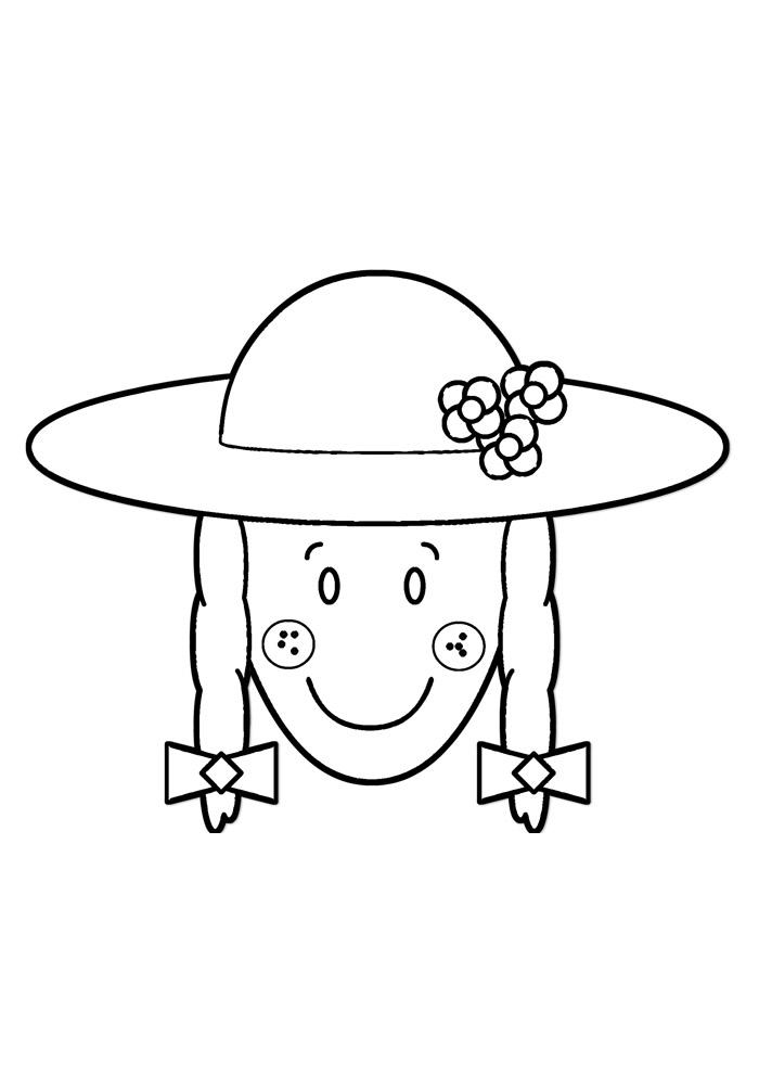 festa junina para colorir 4