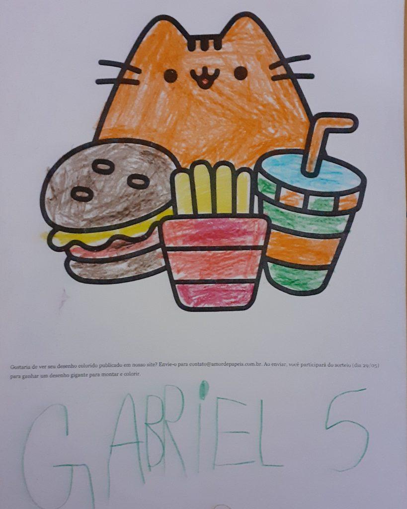 gabriel 5 anos