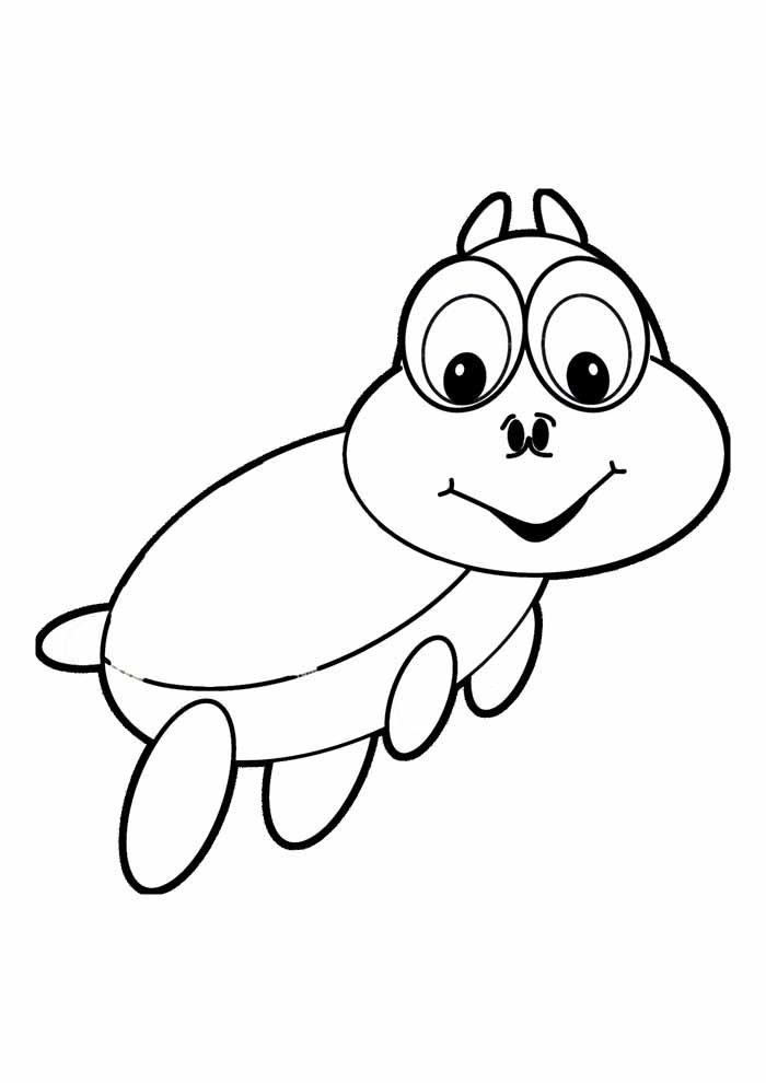 tartaruga para colorir 18