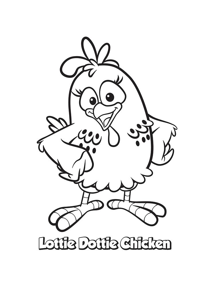 galinha pintadinha 10