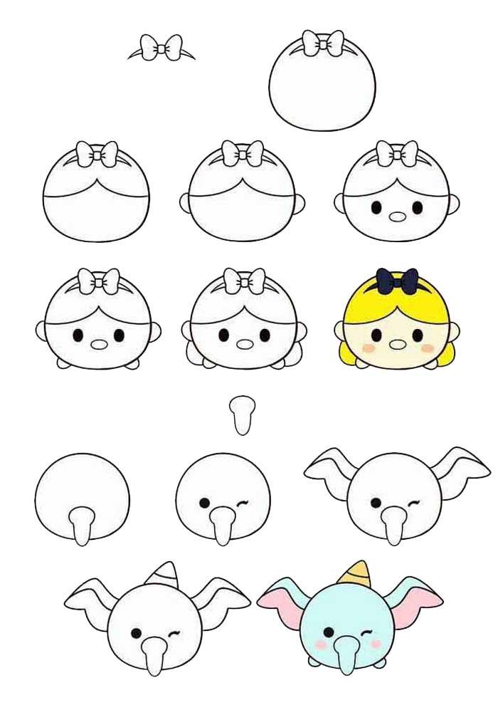 desenho para desenhar princesa
