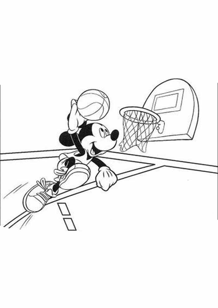 desenhos disney para colorir mickey 27