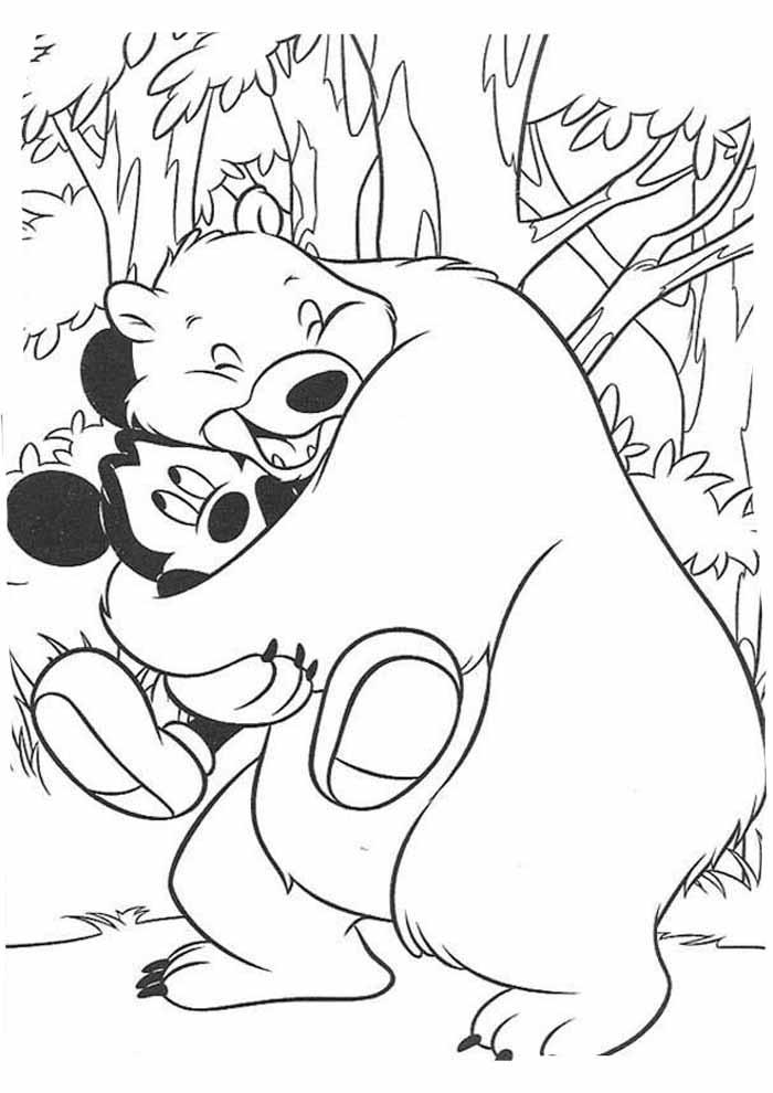 desenhos disney para colorir mickey 38