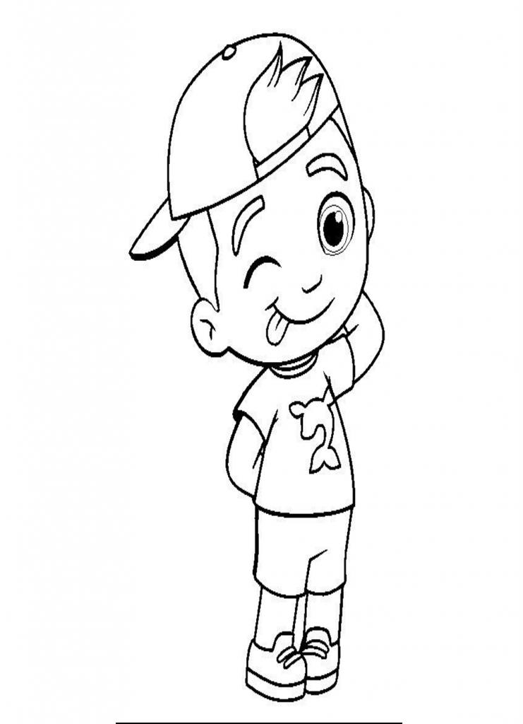 Desenho do Luccas Neto para colorir 3