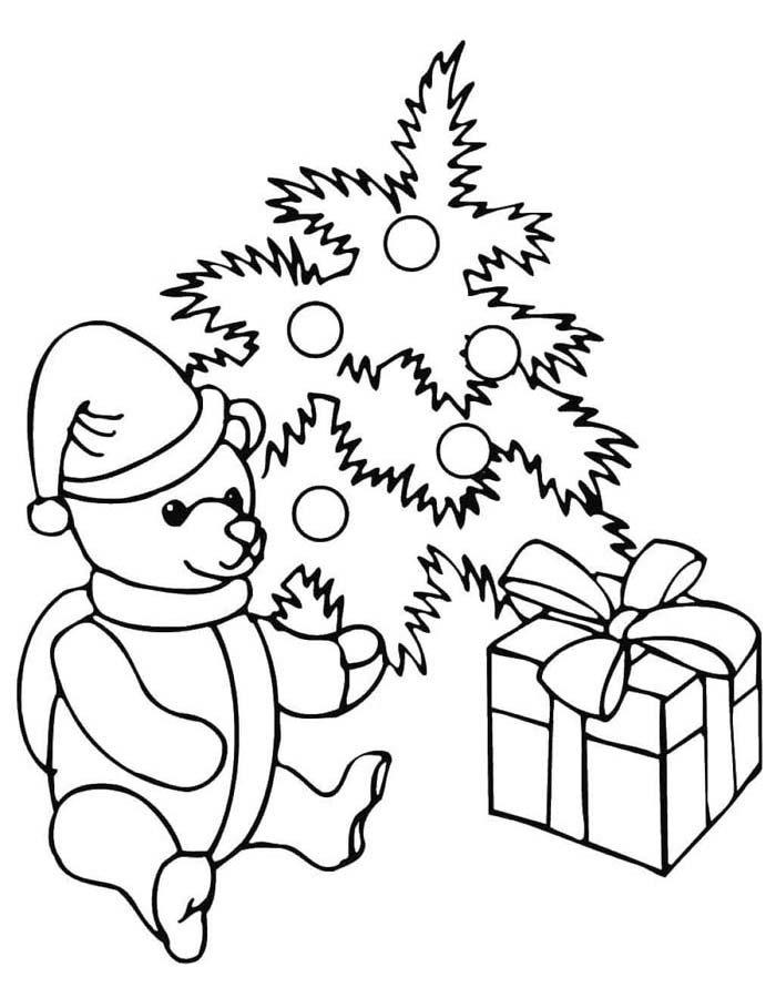 desenhos de natal 11