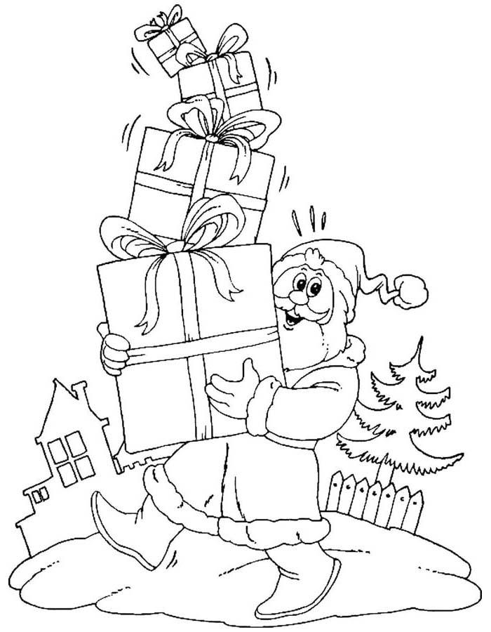 desenhos de natal 16