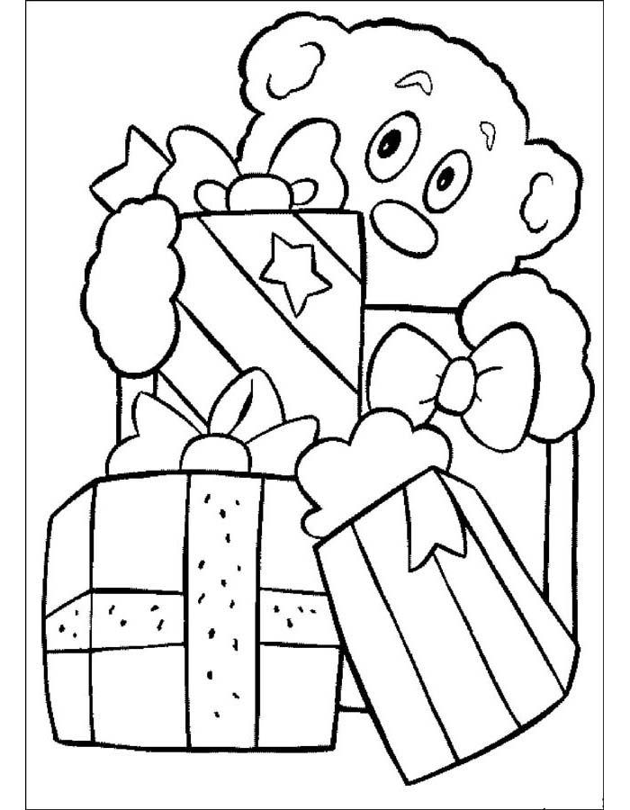 desenhos de natal 17