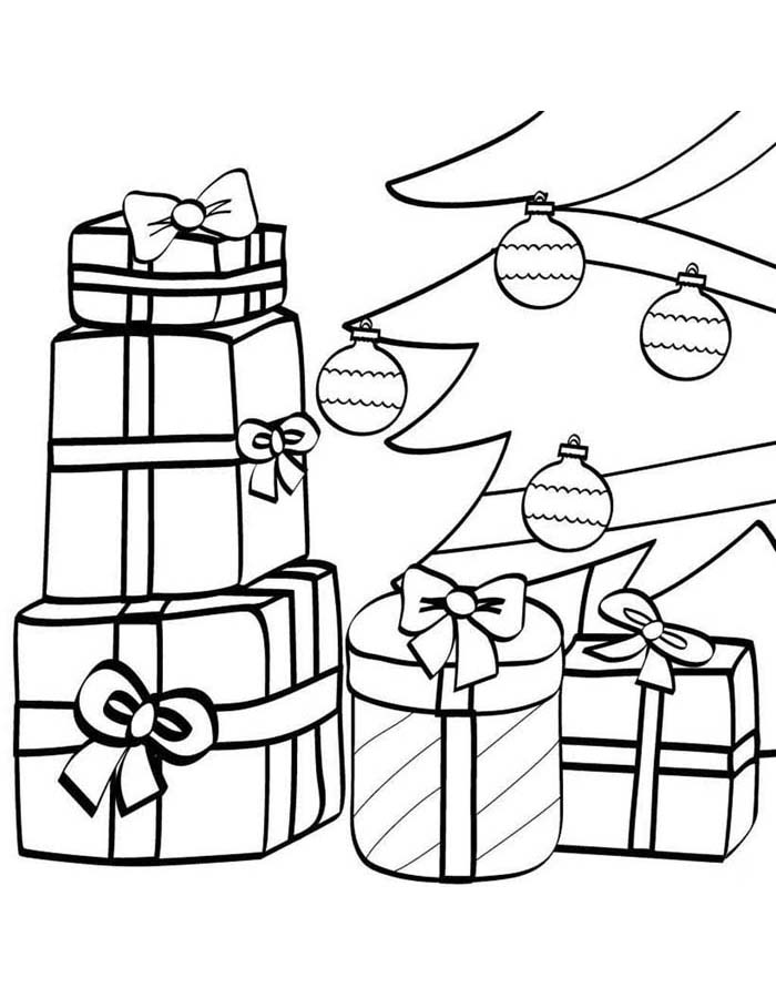desenhos de natal 4
