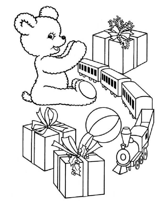 desenhos de natal 6
