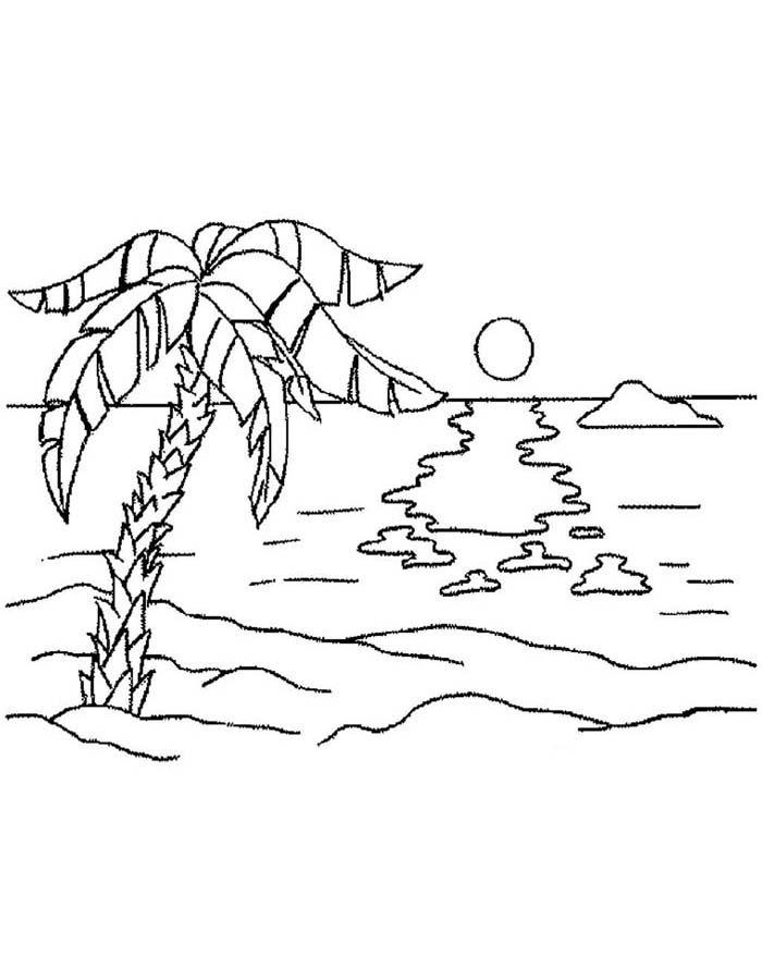 paisagem para colorir 11