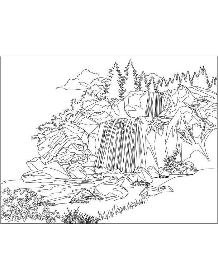 paisagem para colorir 40