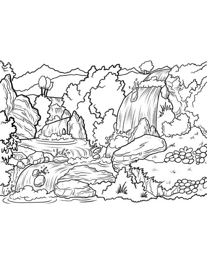 paisagem para colorir 48