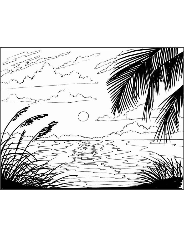 paisagem para colorir 69